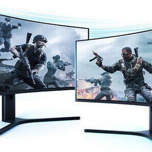 مانیتور منحنی گیمینگ شیائومی 34 اینچ Mi Curved Gaming Monitor